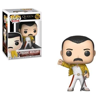 Queen - Freddie Mercury Wembley 1986 Pop! Vinyl - Pop! Vinyl