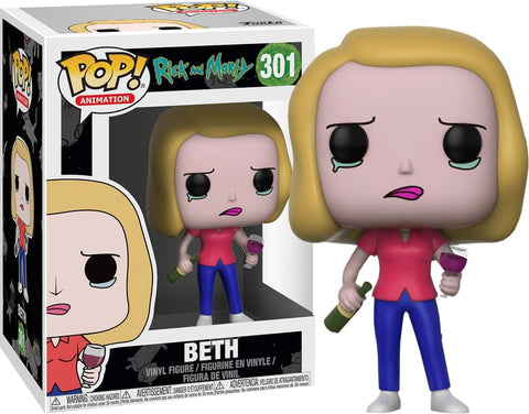Rick And Morty - Beth Pop! Vinyl - Pop! Vinyl