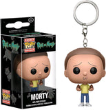 Rick & Morty - Morty Pop! Keychain - Keychain
