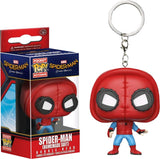 Spiderman: Hc - Spiderman Homemade Pop! Keychain - Keychain