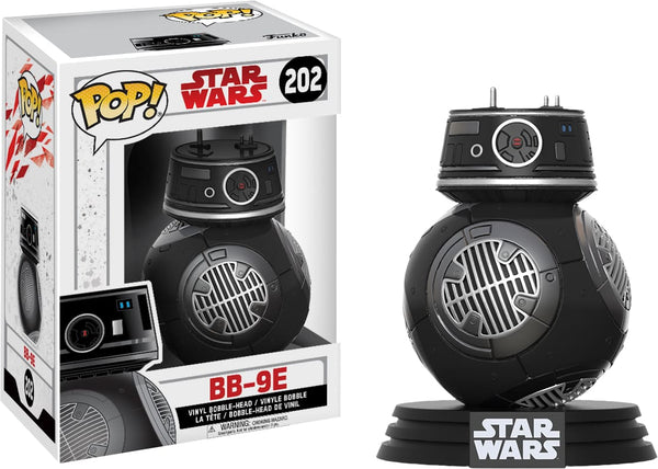 Star Wars - Bb-9E Ep8 Pop! - Pop! Vinyl
