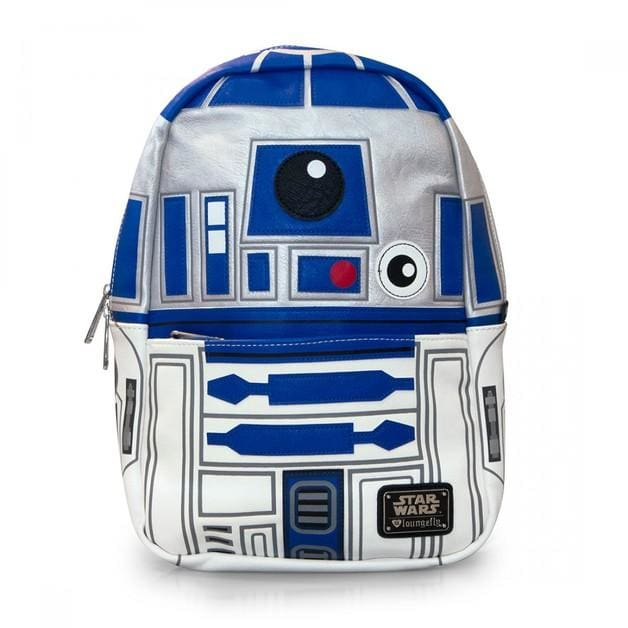cddd4f9209e Star Wars - R2D2 Mini Backpack - Bags   Accessories