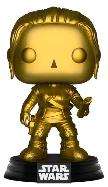 Star Wars - Rey Gold Metallic (US Exclusive) Pop! Vinyl Figure - Pop! Vinyl
