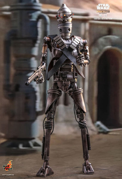 Star Wars: The Mandalorian - IG-11 1/6th Scale Premium Action Figure - Premium Action Figure