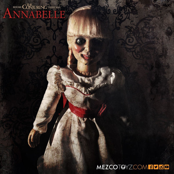 The Conjuring - Annabelle Prop Replica Doll - Replica & Dolls