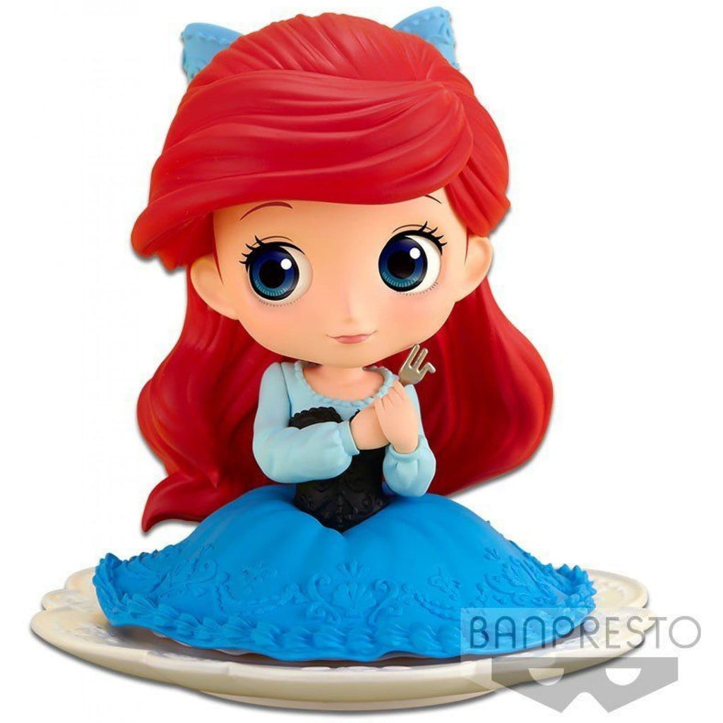 The Little Mermaid - Q Posket Sugirly Ariel (Normal Colour