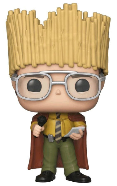 The Office - Dwight Schrute Hay King US Exclusive Pop! Vinyl [RS] - Pop! Vinyl