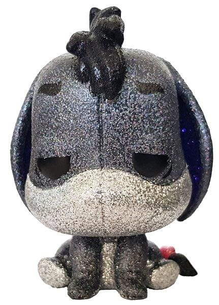 Winnie the Pooh - Eeyore (with chance of chase) Diamond Glitter US Exclusive Pop! Vinyl - Pop! Vinyl