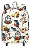 Wonder Woman - Tattoo Print Backpack - Bags & Accessories