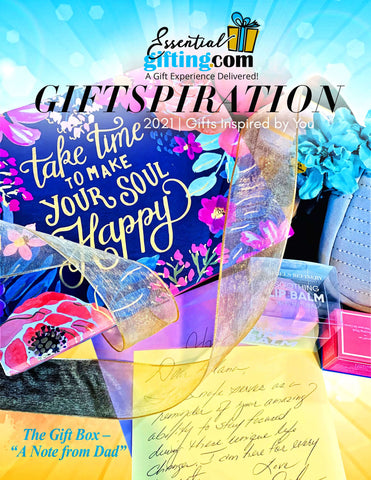 "BLOG:  Giftspiration by Essentialgifting ""A Note from Dad"""