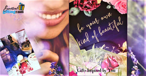 Birthday Gifts by Essentialgifting, Be Your Own Kind of Beautiful