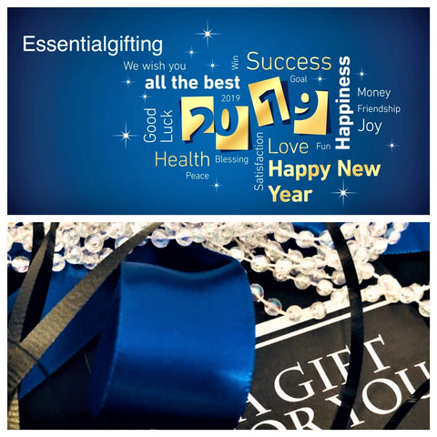 New Years Greetings from Essentialgifting