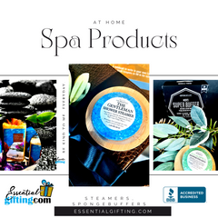 Spa Products, Spongelle, Shower Steamers - Essentialgifting.com
