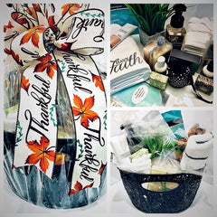 Essentialgifting Gift Box or Basket for Her & Him