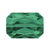 Swarovski® Crystals #5515 - Emerald - 14x9.5mm