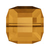 Swarovski® Crystals #5601 - Topaz - 6mm