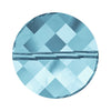 Swarovski® Crystals #5621 - Aquamarine - 18mm