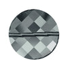 Swarovski® Crystals #5621 - Black Diamond - 18mm