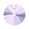 Swarovski® Crystals #6428 - Smoky Mauve - 8mm