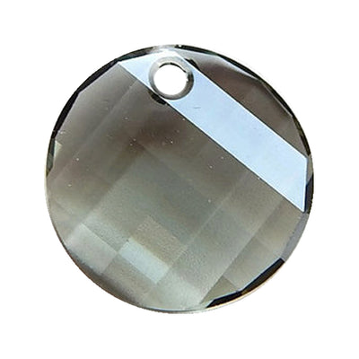 Swarovski® Crystals #6621 - Black Diamond - 18mm