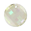 Swarovski® Crystals #6621 - Crystal Luminous Green - 28mm