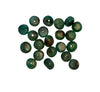 5x3mm-6x4mm Emerald (N) Rondelle