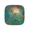 40x40mm Blue Sky Jasper (D) (S) Square Bead