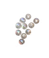 4mm Quartz AB (C) Round Designer Quality
