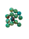 6mm Turquoise (D) (S) Round Designer Quality