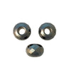 15x10mm Hemalyke™ (man-made) Large Hole Rondelle