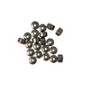 3x2mm Hemalyke™ (man-made) Rondelle