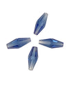 Swarovski® Crystals #5205 - 15x6mm Sapphire Elongated Cone