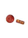 Swarovski® Crystals #5621 - 14mm Crystal Red Magma Twist