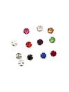 Swarovski® Crystals #53102 - 3.8-4mm Rose Montees Mixed Colors SPP