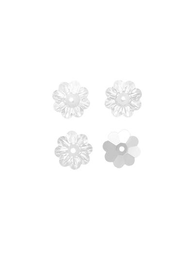 Swarovski® Crystals #3700 - 10x3.5mm Crystal AB Marguerite Flower
