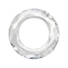 Swarovski® Crystals #4139 - 30mm Crystal Clear Cosmic Round Ring Fancy Stone Pendant
