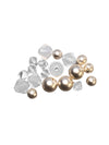 Swarovski® Crystals #5810 / #5328 - 3mm-6mm White Wedding Mix