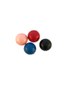 Swarovski® Crystals #5810 - 6mm Red Rock Mix Faux Pearl Round