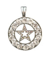 48mm Crystal Star Pendant