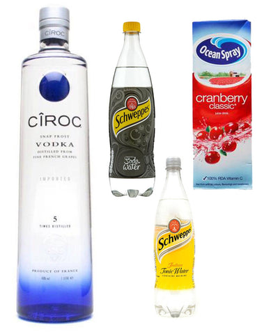 Ciroc Party Pack - Drinksdeliverylondon