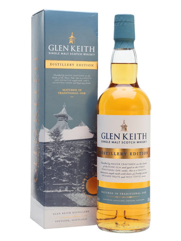 Glen Keith Scotch Whisky - Drinksdeliverylondon