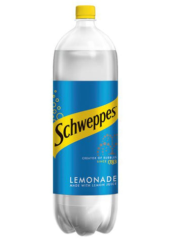 Schweppes Lemonade - Drinksdeliverylondon