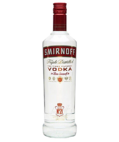 Smirnoff Vodka 70 Cl - Drinksdeliverylondon
