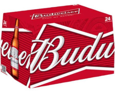 Budweiser Beer x 20 - Drinksdeliverylondon