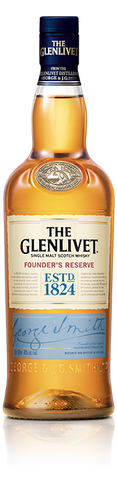 Glenlivet Founder's Reserve 70 CL - Drinksdeliverylondon