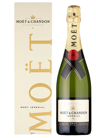 Moet & Chandon Champagne - Drinksdeliverylondon