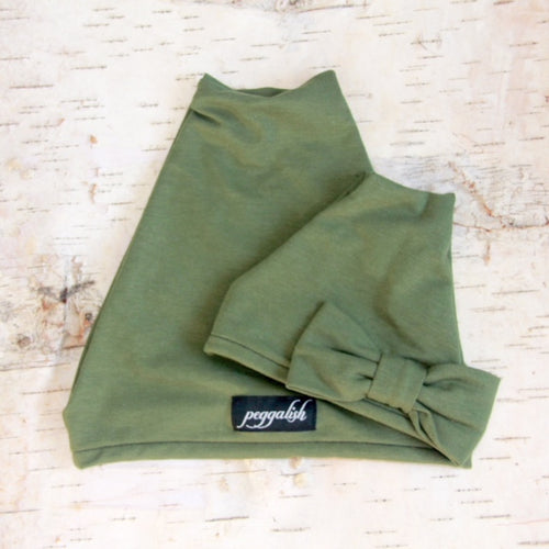 Beanie Hat - Olive