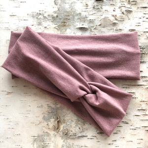 TWIST Headband - Heather