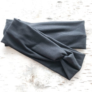 TWIST Headband - Black