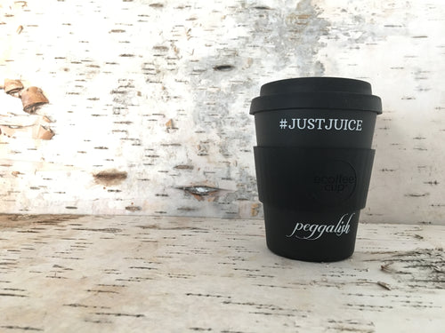 Bamboo Travel Cup: Black